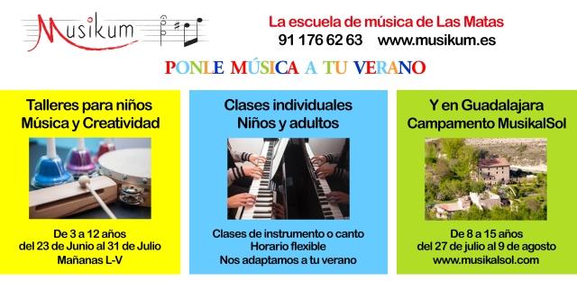 Verano musical 2014